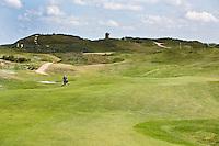DOMBURG - Golf - Domburgsche GC in Zeeland. COPYRIGHT KOEN SUYK