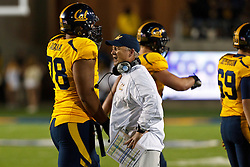 BERKELEY, CA - OCTOBER 06: Head coach Jeff Tedford of the California Golden Bears on the sidelines during the third quarter against the UCLA Bruins at California Memorial Stadium on October 6, 2012 in Berkeley, California. The California Golden Bears defeated the UCLA Bruins 43-17. (Photo by Jason O. Watson/Getty Images) *** Local Caption *** Jeff Tedford