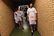 Ariel Filloy<br /> Nazionale Italiana Maschile Senior - <br /> 2019 FIBA World Cup Qualifiers<br /> Paesi Bassi Italia - Netherlands Italy<br /> FIP 2018<br /> Groningen, 01/07/2018<br /> Foto M.Ceretti / Ciamillo-Castoria