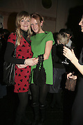 Alexia and Olivia Inge, Westfield Launch and BFC celebrate Fashion Forward. Home House, Portman Sq. London. 30 January 2007.  -DO NOT ARCHIVE-© Copyright Photograph by Dafydd Jones. 248 Clapham Rd. London SW9 0PZ. Tel 0207 820 0771. www.dafjones.com.
