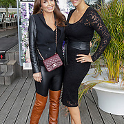 NLD/Amsterdam/20120913 - Talkies Lunch, Rossana Kluivert - Lima en Kristina Bozilovic
