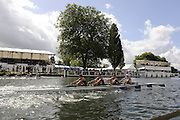 Henley, GREAT BRITAIN,Fawley Challenge Cup, Buck, Sir William Borlase's Grammar School and Leander Club,  Berks Peterbourough City  RC and Nottingham RC. 2008 Henley Royal Regatta, on  Saturday, 05/07/2008,  Henley on Thames. ENGLAND. [Mandatory Credit:  Peter SPURRIER / Intersport Images] Rowing Courses, Henley Reach, Henley, ENGLAND . HRR