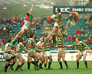 1997 Heineken European Cup, ,   NEC Harlequins V Leicester Tigers Stoop 18-4-98  © Peter Spurrier Sports Photo[Mandatory Credit, Peter Spurrier/ Intersport Images]