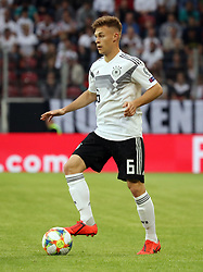 11.06.2019, Opel Arena, Mainz, GER, UEFA EM Qualifikation, Deutschland vs Estland, Gruppe C, im Bild Joshua Kimmich // during the UEFA European Championship qualification, group C match between Germany and Estonia at the Opel Arena in Mainz, Germany on 2019/06/11. EXPA Pictures © 2019, PhotoCredit: EXPA/ SM<br /> <br /> *****ATTENTION - OUT of GER*****