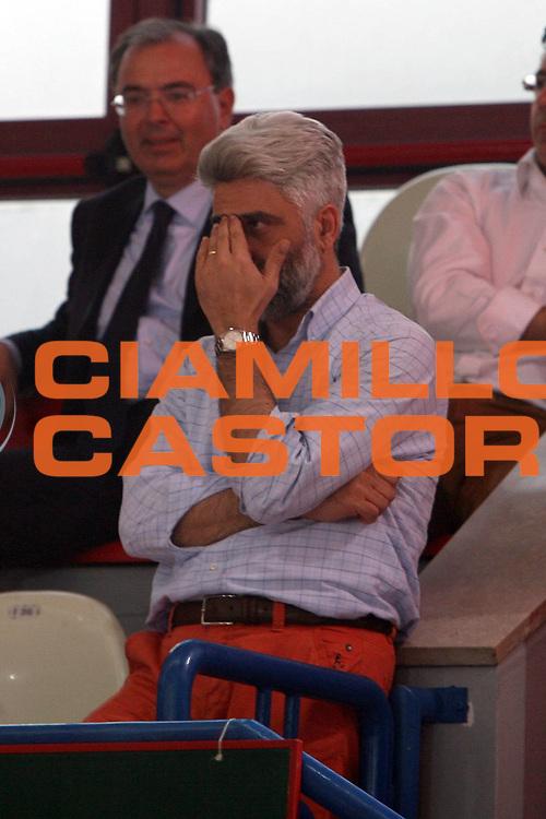 DESCRIZIONE : Teramo Lega A1 2006-07 Siviglia Wear Teramo Climamio Fortitudo Bologna<br /> GIOCATORE : Antonetti<br /> SQUADRA : Siviglia Wear Teramo<br /> EVENTO : Campionato Lega A1 2006-2007 <br /> GARA : Siviglia Wear Teramo Climamio Fortitudo Bologna<br /> DATA : 22/04/2007<br /> CATEGORIA : Delusione<br /> SPORT : Pallacanestro <br /> AUTORE : Agenzia Ciamillo-Castoria/E.Castoria