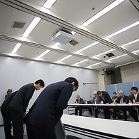 March 29,2017,  Tokyo  Tepco head quater,  group of nuclear  forced evacuee temporarly resident in Tokyo and  Kanagawa don t want to return to contaminated  aeras  in  Minamisoma, Iwaki  and  Fukushima prefecture   asked offically  to TEPCO  nuclear  operator and  gouvernement   to  not  cut allocation,   according to  evacuee representative , TEPCO is  abble to pay  for allocation and company is  not  on bankrupcy  situation    ,Pierre Boutier