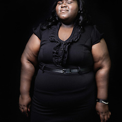 "Gabourey 'Gabby' Sidibe, starring in Lee Daniels' movie ""Precious"", Selection ""Un Certain Regard"", Cannes Film Festival. France. 16 May 2009. Photo: Antoine Doyen"