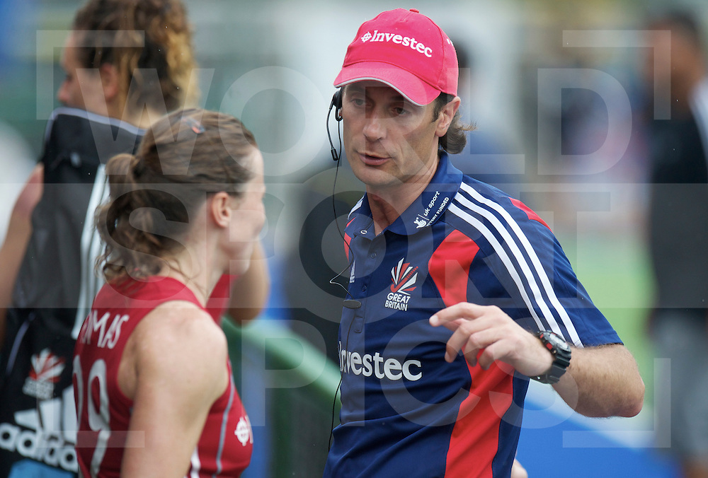 ROSARIO - Champions Trophy women.China v Great Britain.foto: Coach Craig Parnham.FFU Press Agency  COPYRIGHT FRANK UIJLENBROEK..