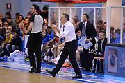 DESCRIZIONE : Brindisi  Lega A 2014-15 Enel Brindisi Vanoli Cremona<br /> GIOCATORE : Bucchi Piero <br /> CATEGORIA : Allenatore Coach Mani <br /> SQUADRA : Enel Brindisi<br /> EVENTO : <br /> GARA :Enel Brindisi Vanoli Cremona<br /> DATA : 07/03/2015<br /> SPORT : Pallacanestro<br /> AUTORE : Agenzia Ciamillo-Castoria/M.Longo<br /> Galleria : Lega Basket A 2014-2015<br /> Fotonotizia : Enel Brindisi Vanoli Cremona<br /> Predefinita :