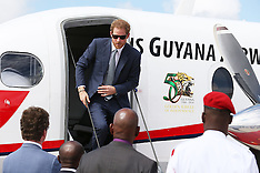 Prince Harry visit to the Caribbean - Day Fourteen - 3 Dec 2016