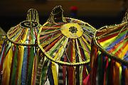 Sao Luis_MA, Brasil.<br /> <br /> Apresentacao do Grupo de Bumba meu Boi, Fe em Deus, em Sao Luis do Maranhao.<br /> <br /> Presentation of the Bumba meu Boi group, Fe em Deus, in Sao Luis do Maranhao.<br /> <br /> Foto: LEO DRUMOND / NITRO