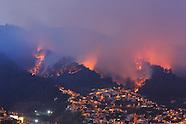 Incêndio Funchal 2013