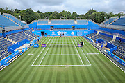 Center court during the Aegon Classic at Edgbaston Priory Club, Birmingham, United Kingdom on 17 June 2016. Photo by Shane Healey.