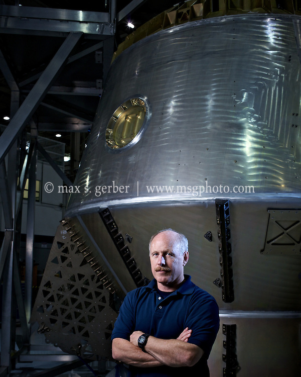 Ken Bowersox, VP of Astronaut Safety and Mission Assurance for SpaceX, Hawthorne, Calif. 6.14.11