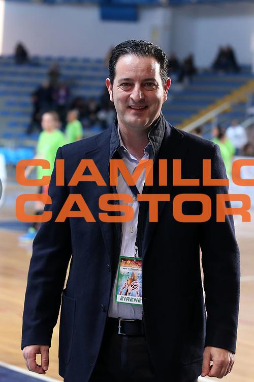 DESCRIZIONE : Ragusa Lega A1 Femminile 2013-14 Final Four Coppa Italia Finale Famila Wuber Schio Gesam Gas Lucca<br /> GIOCATORE : Gianstefano Passalacqua<br /> SQUADRA : Passalacqua Ragusa <br /> EVENTO : Final Four Coppa Italia Lega A1 Femminile 2013-2014 <br /> GARA : Famila Wuber Schio Gesam Gas Lucca<br /> DATA : 16/02/2014<br /> CATEGORIA : <br /> SPORT : Pallacanestro <br /> AUTORE : Agenzia Ciamillo-Castoria/ElioCastoria<br /> Galleria : Lega Basket Femminile 2013-2014 <br /> Fotonotizia : Ragusa Lega A1 Femminile 2013-14 Final Four Coppa Italia Finale Famila Wuber Schio Gesam Gas Lucca<br /> Predefinita :