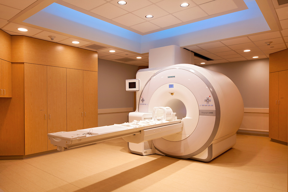 PET MRI at Hoag Hospital | Paul Turang Stock