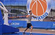 DESCRIZIONE : Qualificazioni EuroBasket 2015 - Allenamento <br /> GIOCATORE : Daniele Magro<br /> CATEGORIA : nazionale maschile senior A <br /> GARA : Qualificazioni EuroBasket 2015 viaggio - Allenamento<br /> DATA : 11/08/2014 <br /> AUTORE : Agenzia Ciamillo-Castoria