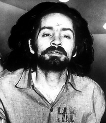 CHARLES MANSON (born Charles Milles Maddox, November 12, 1934 - November 19, 2017) was an American criminal and cult leader who formed what became known as the Manson Family, a quasi-commune in California in the late 1960s. Manson's followers committed a series of nine murders at four locations in July and August 1969. In 1971 he was found guilty of first-degree murder and conspiracy to commit murder for the deaths of seven people, including the actress Sharon Tate, all of which were carried out at his instruction by members of the group. Manson was also convicted of first-degree murder for two other deaths. PICTURED: Charles Manson c.1970's. (Credit Image: © ZUMA Wire)