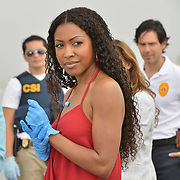 "ROSEWOOD: Gabrielle Dennis in the ""Boatopsy & Booty"" episode of ROSEWOOD airing Thursday, Oct. 13 (8:00-8:59 PM ET/PT) on FOX. ©2016 Fox Broadcasting Co. CR: Lisa Rose/FOX"