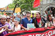 Leonardo DiCaprio at People's Climate March 29 April 2017