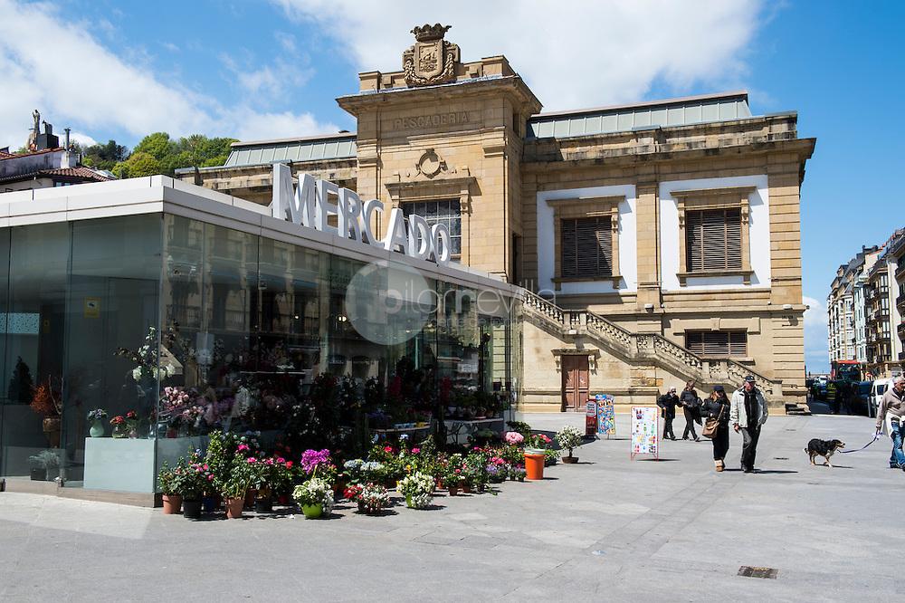 Mercado de la Bretxa, San Sebastián, 1 de mayo de 2016 ©Country Sessions / PILAR REVILLA