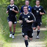 St Johnstone Training...06.07.04<br />