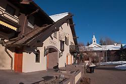 Sun Valley Inn, Sun Valley, Idaho, US