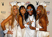 Lil John with Playboy Bunnies