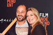 Director Gabriel Taraboulsy, and guest