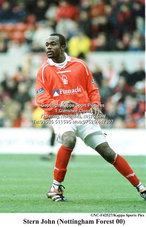 Stern John, Nottingham Forest, 2000