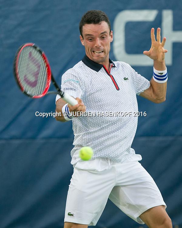 ROBERTO BAUTISTA AGUT (ESP)<br /> <br /> Tennis - US Open 2016 - Grand Slam ITF / ATP / WTA -  Flushing Meadows - New York - New York - USA  - 30 August 2016.