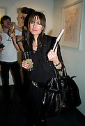 DAISY BATES, Book launch for 'Fashion Victims' the Catty Catalogue of Stylish Casualties by Michael Roberts. Hosted by Vanity Fair and Tim Jefferies. Hamiltons. London. 15 September 2008. *** Local Caption *** -DO NOT ARCHIVE-© Copyright Photograph by Dafydd Jones. 248 Clapham Rd. London SW9 0PZ. Tel 0207 820 0771. www.dafjones.com.