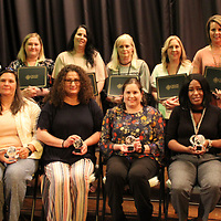 The South Monroe County Community Fund honored its 2019 Teachers of Distinction last week, who represent Aberdeen and Hamilton schools.