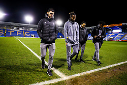 - Rogan/JMP - 14/01/2020 - Montgomery Waters Meadow - Shrewsbury, England - Shrewsbury Town v Bristol City - Emirates FA Cup Third Round Replay.