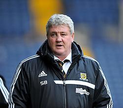 Hull City Manager,Steve Bruce - Photo mandatory by-line: Alex James/JMP - Tel: Mobile: 07966 386802 07/12/2013 - SPORT - Rugby - Bristol  - Memorial Stadium - Bristol Rugby v Gala  081213 - B&I Cup