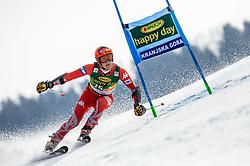 SIMARI BIRKNER Cristian Javier of Argentina competes during the Audi FIS Alpine Ski World Cup Men's Giant Slalom 58th Vitranc Cup 2019 on March 9, 2019 in Podkoren, Kranjska Gora, Slovenia. Photo by Matic Ritonja / Sportida