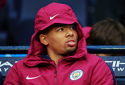 Gabriel Jesus of Manchester City starts on the bench - Mandatory by-line: Matt McNulty/JMP - 23/12/2017 - FOOTBALL - Etihad Stadium - Manchester, England - Manchester City v Bournemouth - Premier League