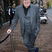 NLD/Amsteram/20121024- Presentatie biografie Joop van den Ende, Barry Stevens