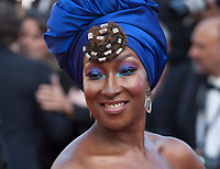 Nadege Beausson-Diagne at the closing ceremony and The Specials film gala screening at the 72nd Cannes Film Festival Saturday 25th May 2019, Cannes, France. Photo credit: Doreen Kennedy