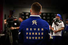 September 16, 2017: Canelo Alvarez vs Gennady Golovkin Dressing Rooms