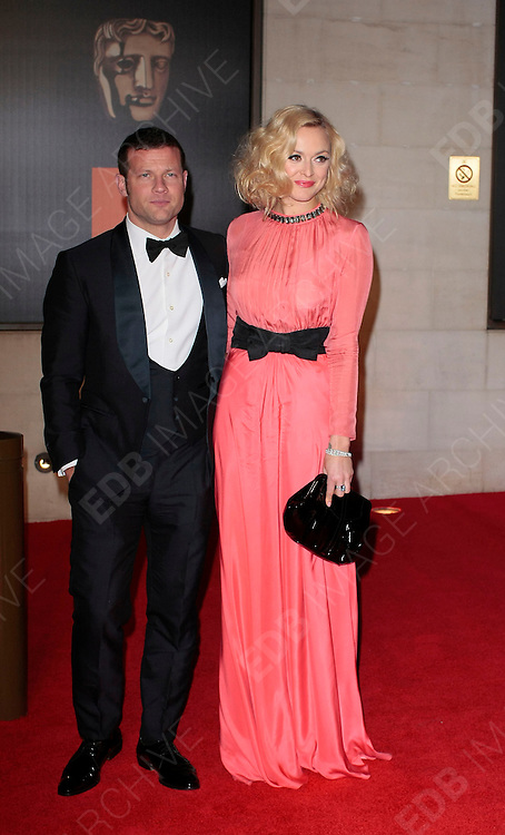 12.FEBRUARY.2012. LONDON<br /> <br /> DERMOT O'LEARY AND FEARNE COTTON ATTENDS THE ORANGE BRITISH ACADEMY FILM AWARDS AFTER PARTY AT THE GROSVENOR HOUSE HOTEL IN LONDON<br /> <br /> BYLINE: EDBIMAGEARCHIVE.COM<br /> <br /> *THIS IMAGE IS STRICTLY FOR UK NEWSPAPERS AND MAGAZINES ONLY*<br /> *FOR WORLD WIDE SALES AND WEB USE PLEASE CONTACT EDBIMAGEARCHIVE - 0208 954 5968*