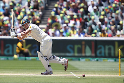© Licensed to London News Pictures. 29/12/2013. Shane Watson during Day 4 of the Ashes Boxing Day Test Match between Australia Vs England at the MCG on 29 December, 2013 in Melbourne, Australia. Photo credit : Asanka Brendon Ratnayake/LNP