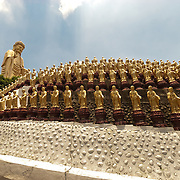Fo Guang Shan Buddhist Temple, Jia Shen , Kaohsiung County, Taiwan,  August 2nd, 2008
