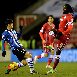Wigan Athletic v Cardiff City