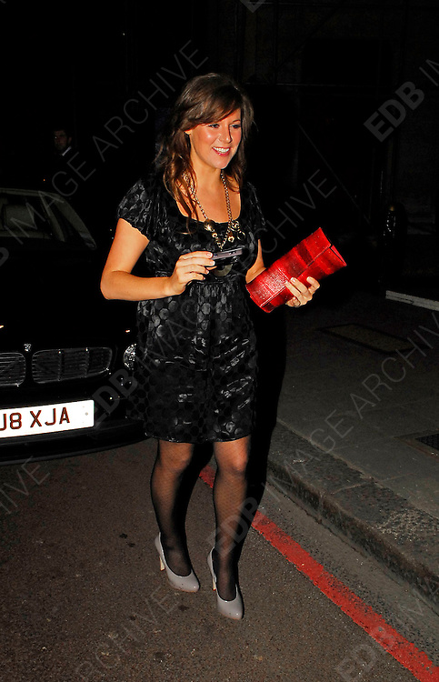 28.03.2007. LONDON<br /> <br /> ABI TITMUSS OUT AND ABOUT IN MAYFAIR, LONDON, UK.<br /> <br /> BYLINE: EDBIMAGEARCHIVE.CO.UK<br /> <br /> *THIS IMAGE IS STRICTLY FOR UK NEWSPAPERS AND MAGAZINES ONLY*<br /> *FOR WORLD WIDE SALES AND WEB USE PLEASE CONTACT EDBIMAGEARCHIVE - 0208 954 5968*