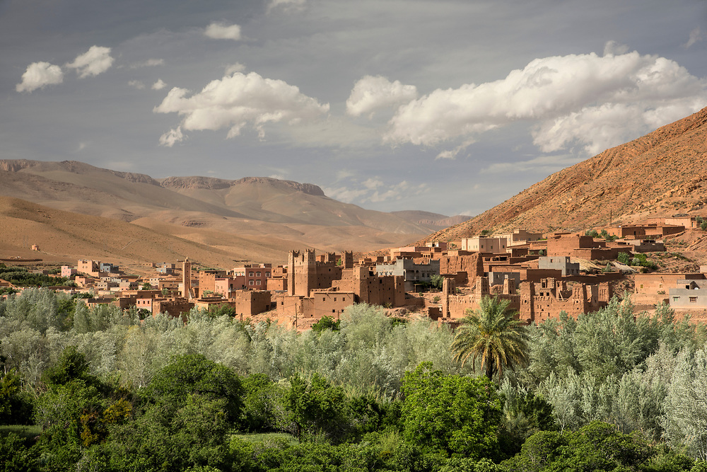 North Africa; Africa; African; Maghreb, Morocco; Moroccan; Marrakesh, Gorges du Dades