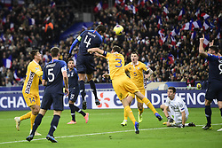November 14, 2019, Paris, France, France: but de Raphael Varane  (Credit Image: © Panoramic via ZUMA Press)