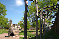 Indian Quarters at Mission San Jose, San Antonio, TX