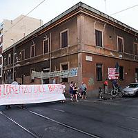 No alla speculazione edilizia a San lorenzo