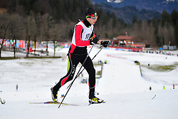 CHALENCON Anthony Guide: DUPERREX Lucas, FRA at the 2014 IPC Nordic Skiing World Cup Finals - Middle Distance